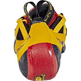 La Sportiva Genius Kiipeilykengät, red/yellow